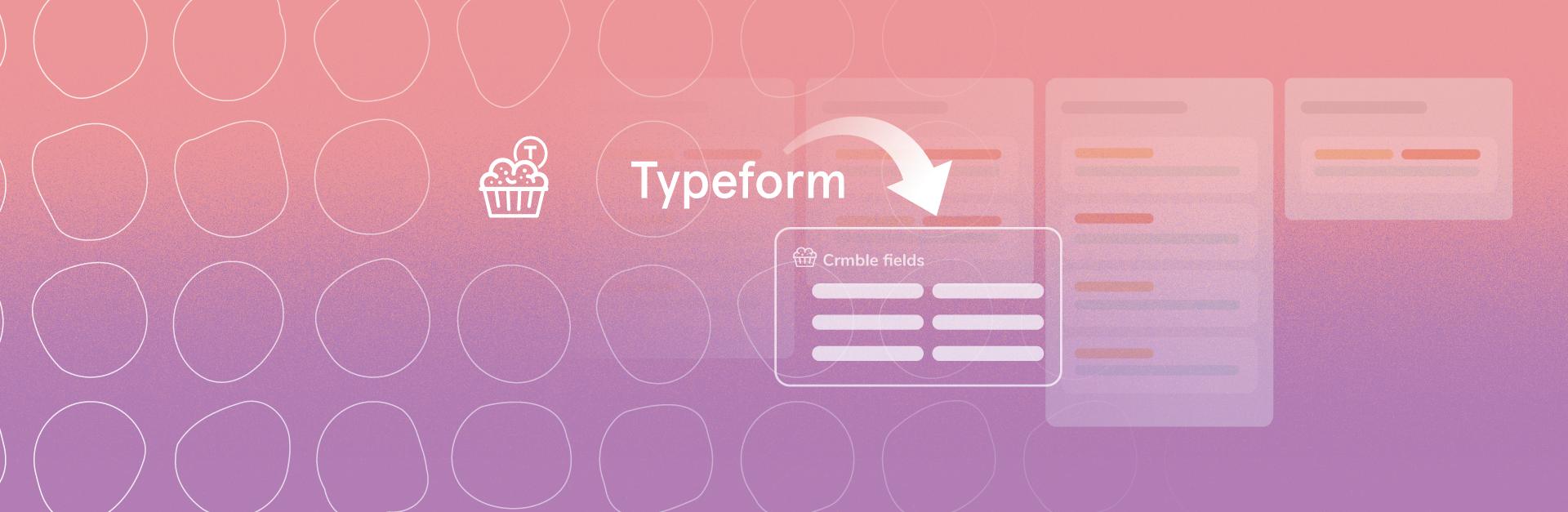Typeform integration hero image