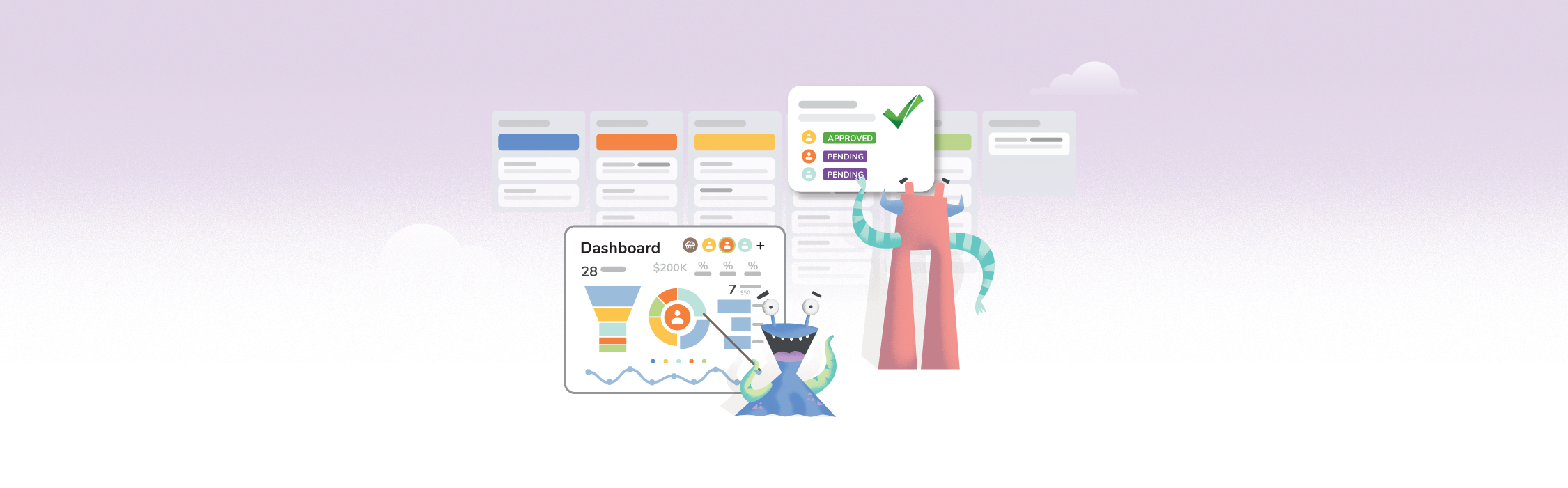 Save your CRM from Chaos with Crmble and Approvals for Trello
